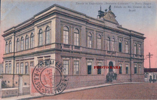 Porto Alegre - Escola De Engenharia - Selbach Nº 12