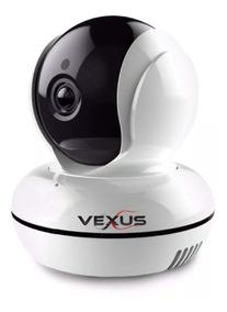 Câmera Ip Vexus Onvif Wifi Grava Em Cartao Vx-ipc-p7 C/nf