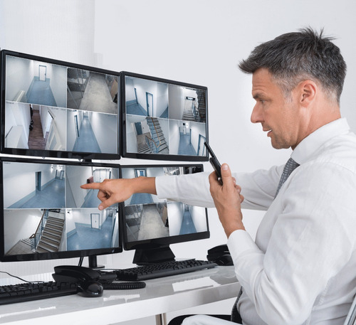 Alarma Domiciliaria Monitoreo 24hs Empresas Comercios Abono