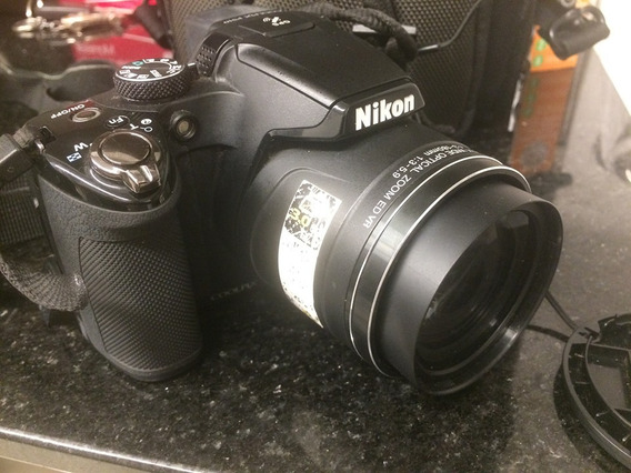 Nikon Coolpix P510 - Divida Sem Juros!
