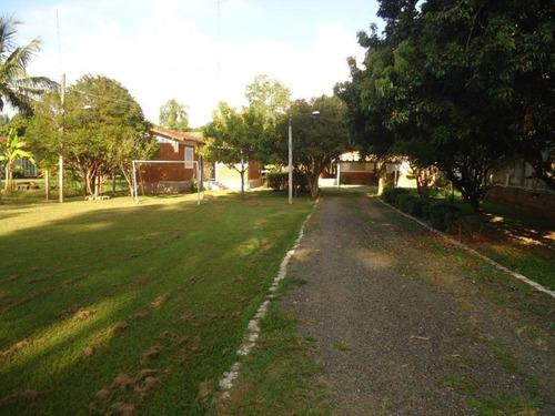 Chácara Residencial À Venda, Bananal, Campinas. - Ch00109 - 34666552