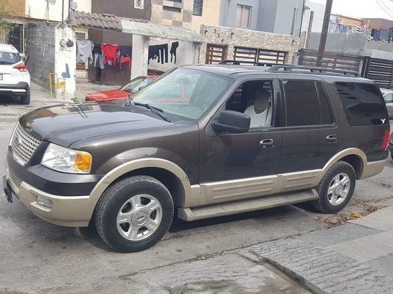 Ford Expedition 5.4 Eddie Bauer Piel 4x2 At 2006