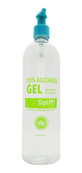 Gel Antibacterial C/aloe Vera 500 Ml Certificado Fda