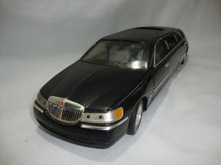 Miniatura Limousine Lincoln Sun Star 1/18 Aproveitar Peças