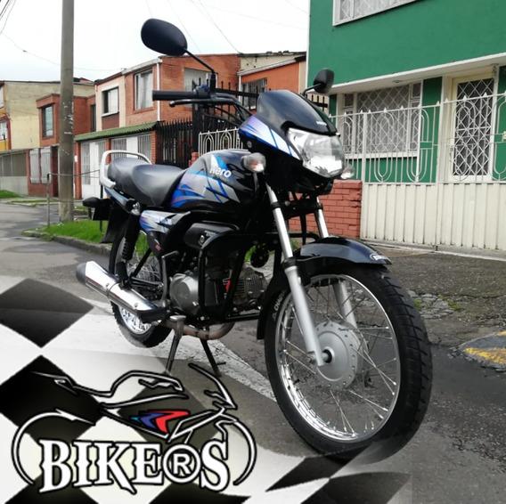 Hero Eco Deluxe 100 2018, Recibo Tu Moto, @bikers!!!