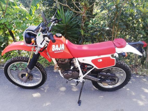 Honda Xlr Baja