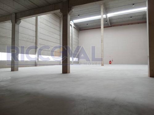 Galpão Para Aluguel, 1061.6m² - 3409