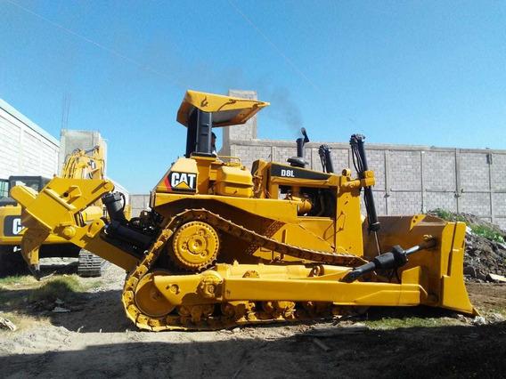 Tractor Sobre Orugas Bulldozer Caterpillar D8l