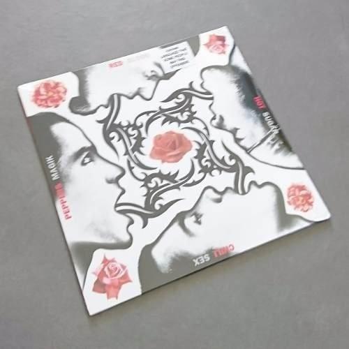 Vinil Lp Red Hot Chili Pepper Blood Sugar Sex Magik 2-lps