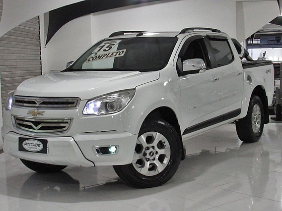 Chevrolet S10 2.5 Ltz 4x4 Cd 16v Flex 4p Manual 2015