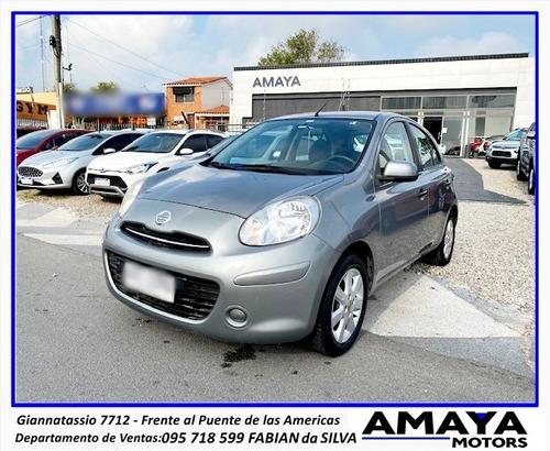 Nissan March 1.6 Advance Mt Amaya Motors!!!