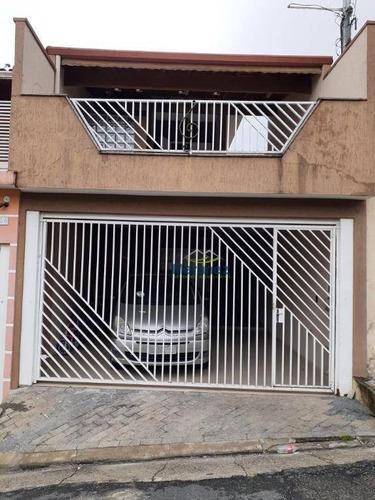 Imagem 1 de 30 de Sobrado Com 3 Dormitórios À Venda, 102 M² Por R$ 565.000,00 - Vila Bela - São Paulo/sp - So0616