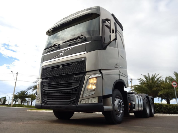Volvo Fh 460 6x4 Globetrotter Ano 2015/2016