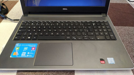 Notebook Dell Inspiron I15 5566 A70b