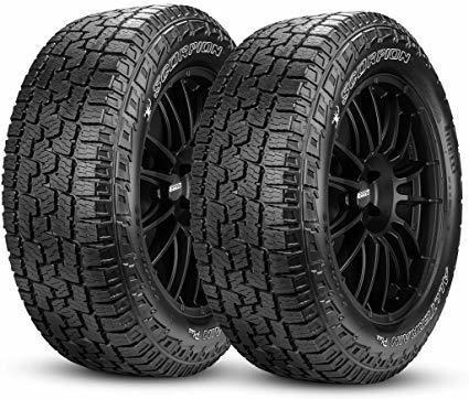 2 Llantas 275/55r20 Pirelli Scorpion Atr At 111s