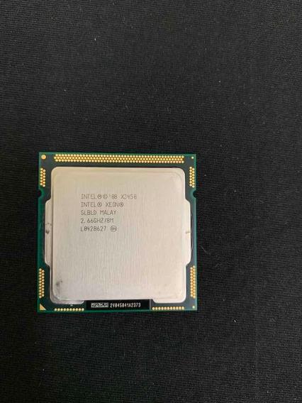 Processador Intel Xeon X3450 2.667ghz Quad-core Lga1156 Oem