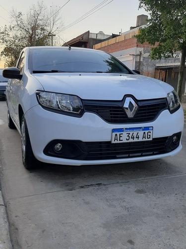 Renault Logan 1.6 Authentique Plus 85cv Nac 2020