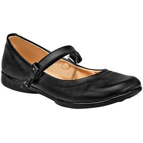Zapatos Casual Ballerinas Yondeer Dama Piel Negro T98293 Dtt