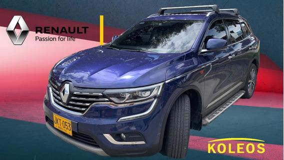 Vendo Renault Koleos Intens 4x4 Mod 2017 Unico Dueño
