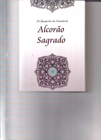 Livro Os Significados Dos Versículos Do Alcorão Sagrado