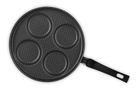 Sarten Multiflon 4 Huevos Pancake Teflon Antiadherente