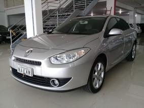 Renault Fluence Privlege 2.0 Flex 2013 Prata