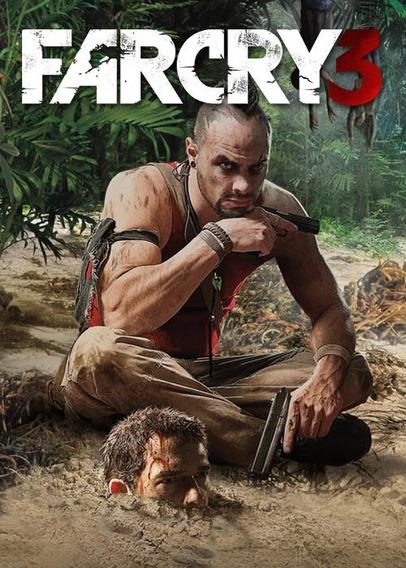 Far Cry 3 Uplay Pc Cd Key
