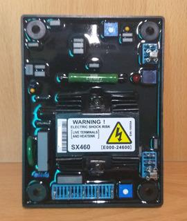 Regulador De Voltaje Automatico Stamford Avr Sx460
