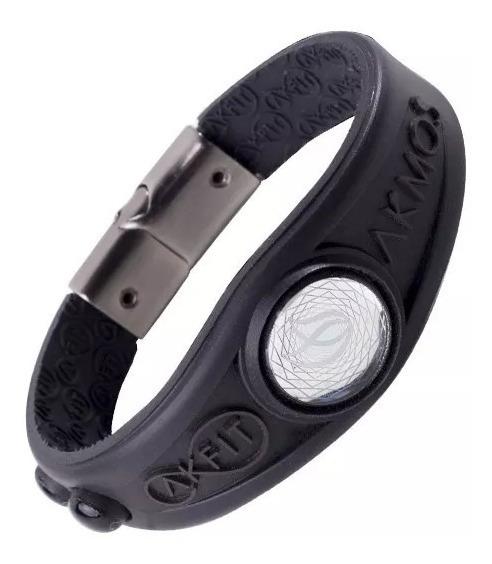 Pulseira Bracelet Akfit Akmos Magnética Infra Equilíbrio