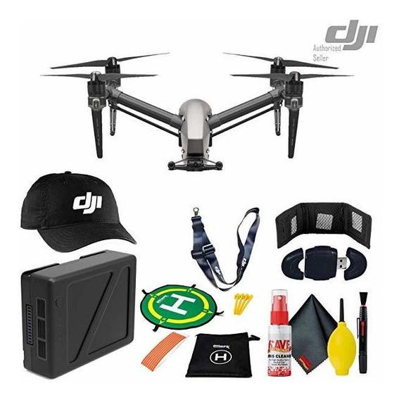 Camara Dji Inspire 2 Quadcopter Drone Tb50 Bateria Dji Bas ®