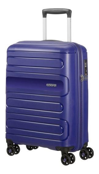Valija Rigida Sunside Azul Cabina American Tourister