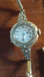 Reloj De Oro 18k Único.