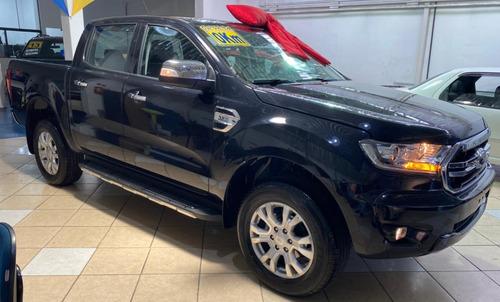 Ford Ranger 2021 3.2 Diesel Xlt Cabine Dupla 4x4 Preta