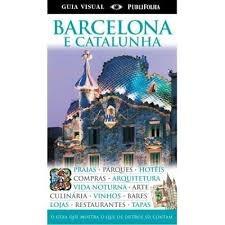 Livro Guia Visual Barcelona E Catalunha
