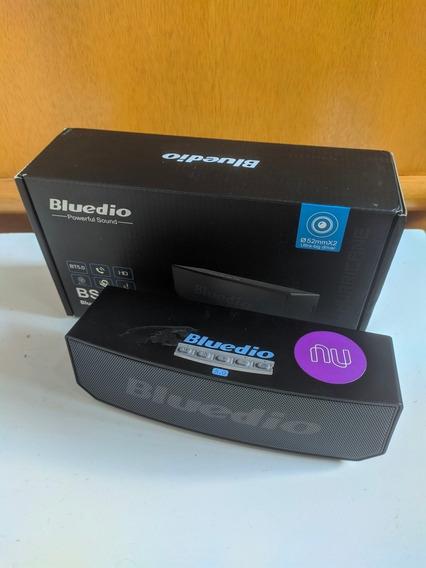 Bluedio Bs-6, Caixa De Som Bluetooth 5.0.