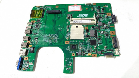 Placa Mãe Acer Aspire 5535 48.4k901.021 Com Defeito
