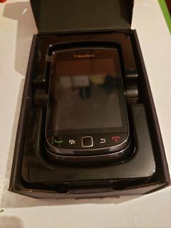 Blackberry Torch 9800 Negro Metálico Telcel. Envió Incluido