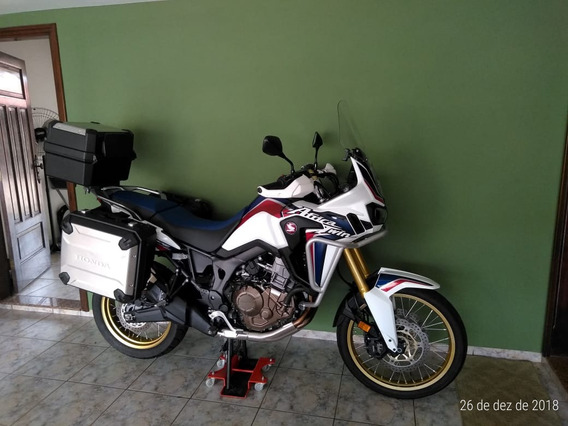 Honda Africa Twin Te (travel Edition)