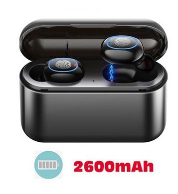 Fone De Ouvido Sem Fio Bluetooth 5.0 Estéreo
