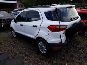 Sucata Ford Ecosport 1.6 Flex 2014 Rs Caí Peças