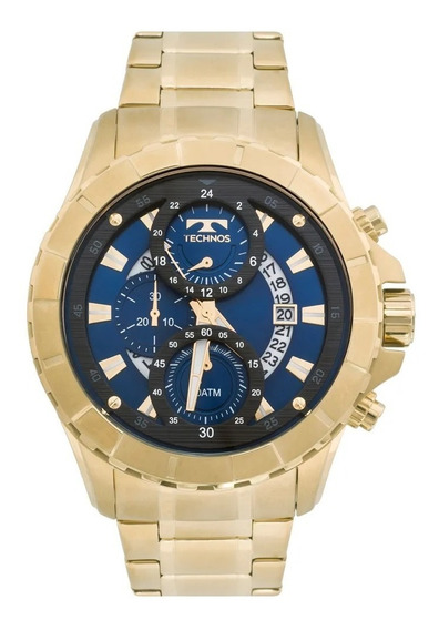 Relógio Masculino Technos Legacy Js15em/4a Cronografo