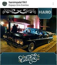 Aluguel Impala 1961 Casamento, Festa, Evento, Propaganda