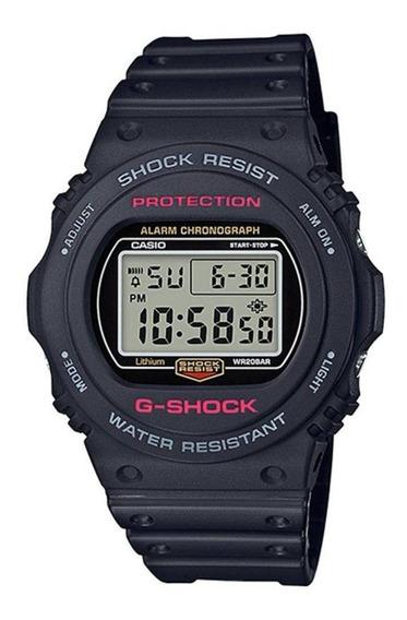 Relógio Casio G-shock Dw-5750e-1dr Digital