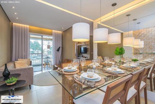 Apartamento Para Venda Em Santo André, Vila Curuça, 3 Dormitórios, 1 Suíte, 2 Banheiros, 1 Vaga - 12831_1-1613471