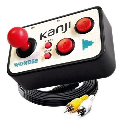 Consola Para Tv  Mini Juegos Retro Kanji Wonder Arcade 200