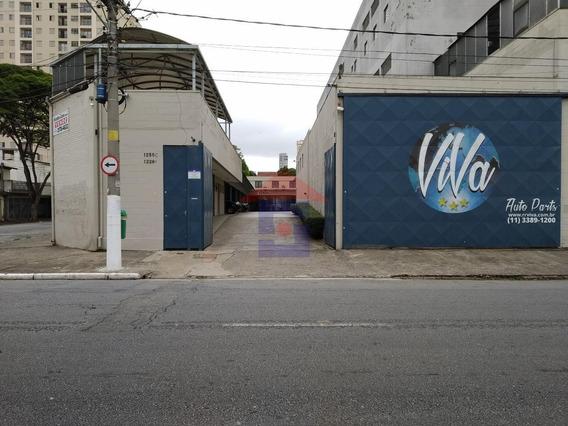 Galpão À Venda, 25 Vagas, Ipiranga - São Paulo/sp - 7944