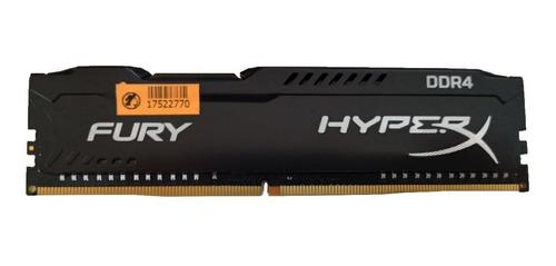 Imagem 1 de 5 de Memória Ram Hyperx Fury 8gb
