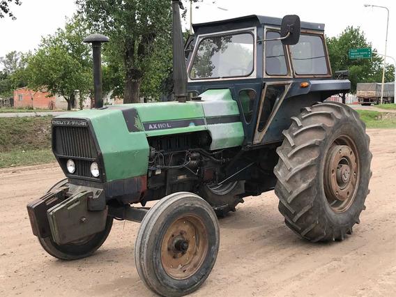 Deutz Ax 110l Doble Embrague