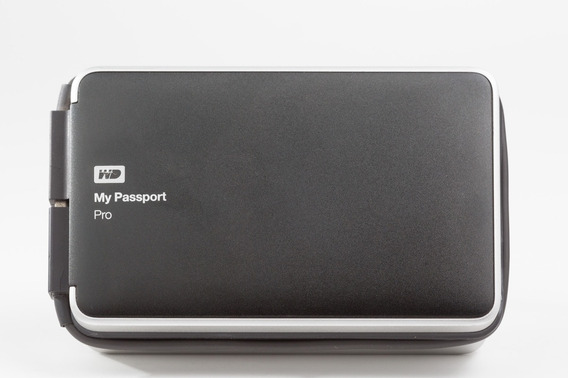 Western Digital My Passport Pro Raid Thunderbolt 4tb P/ Mac