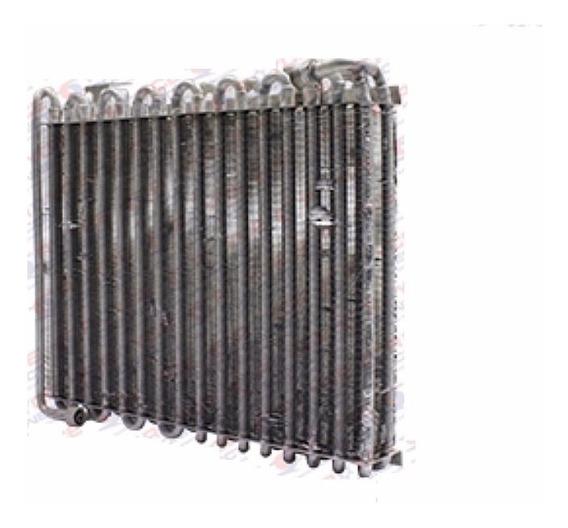 Condensador Ar Condicionado Vw Gol Gti 85 Até 95